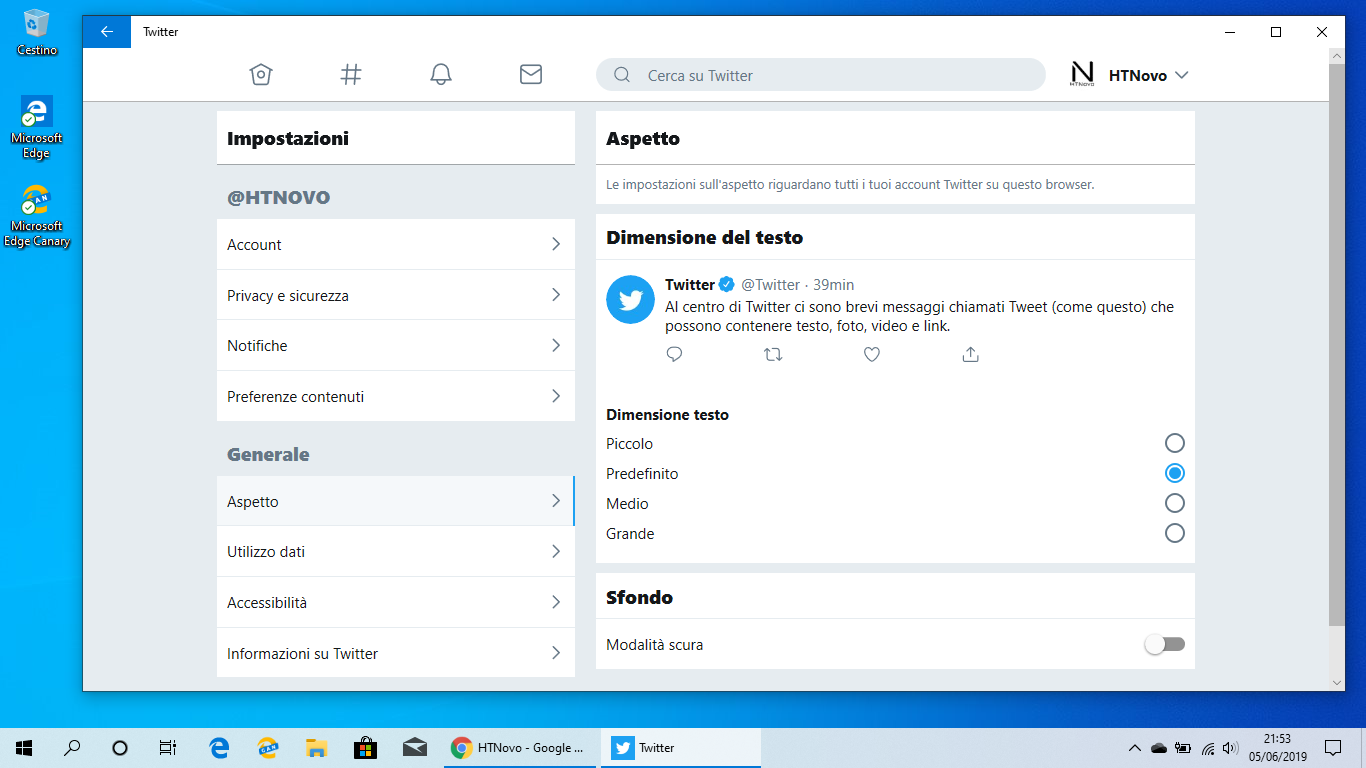 Twitter PWA for Windows 10 gets new icons and a new