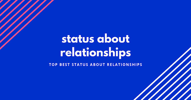 status about relationships