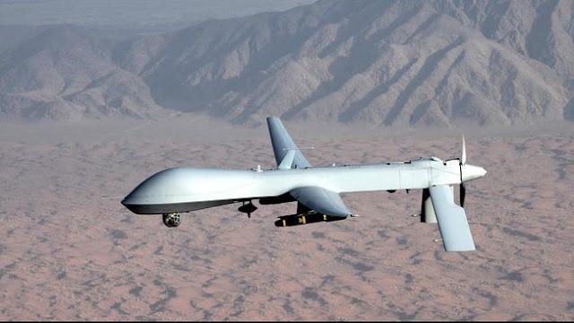 Drone Turki Mengintai Pasukan Syiah Nushairiyah di Idlib