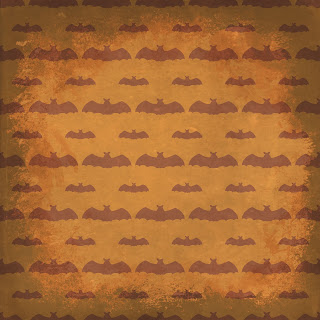 halloween paper background digital bats grunge scrapbook page