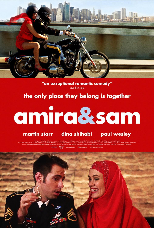 Nonton Film Amira & Sam (2014)
