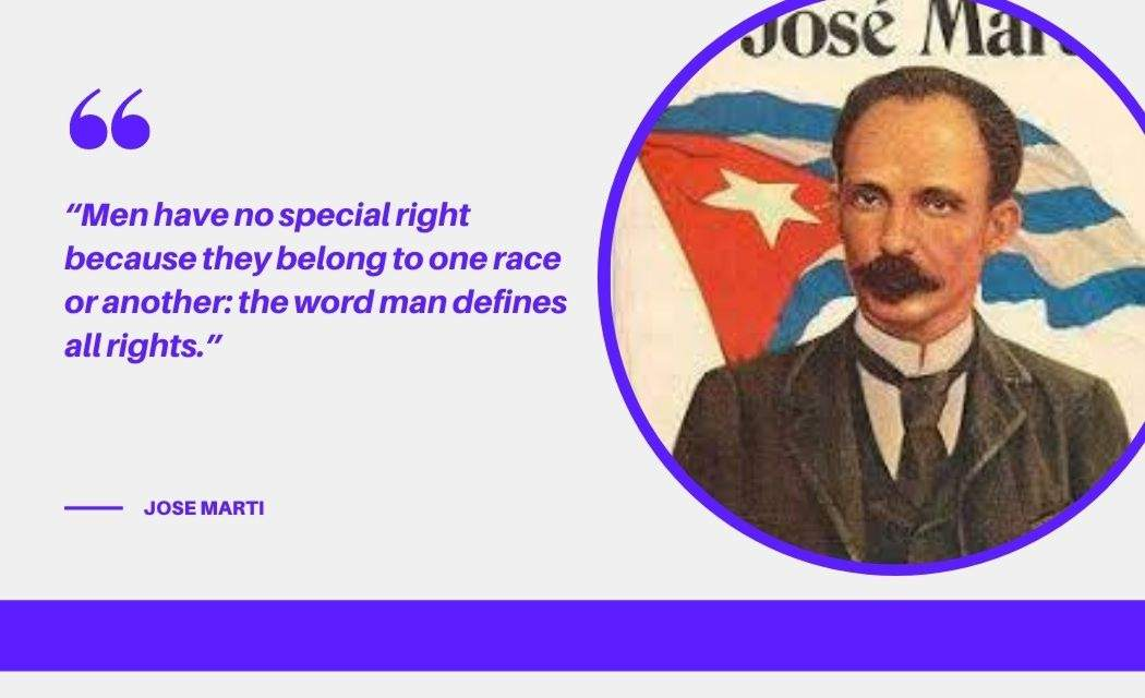 quotes by jose marti