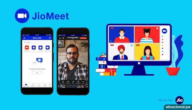 ¿Qué es Jio Meet y cómo funciona? consejos y trucos -  jiomeet.jio.com
