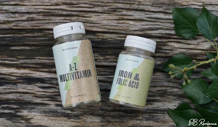 MyVegan Vitamins and Supplements