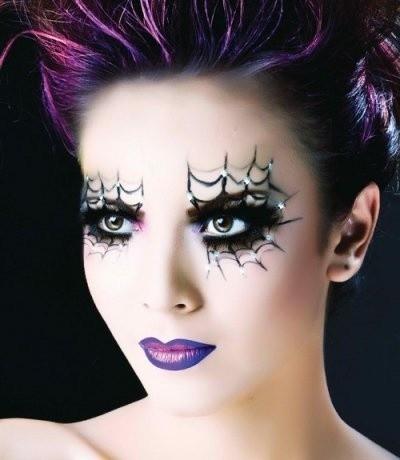 Trucco Halloween Facile.Bluefeather Makeup Idee Trucco Per Halloween 5 Makeup Facili E Veloci