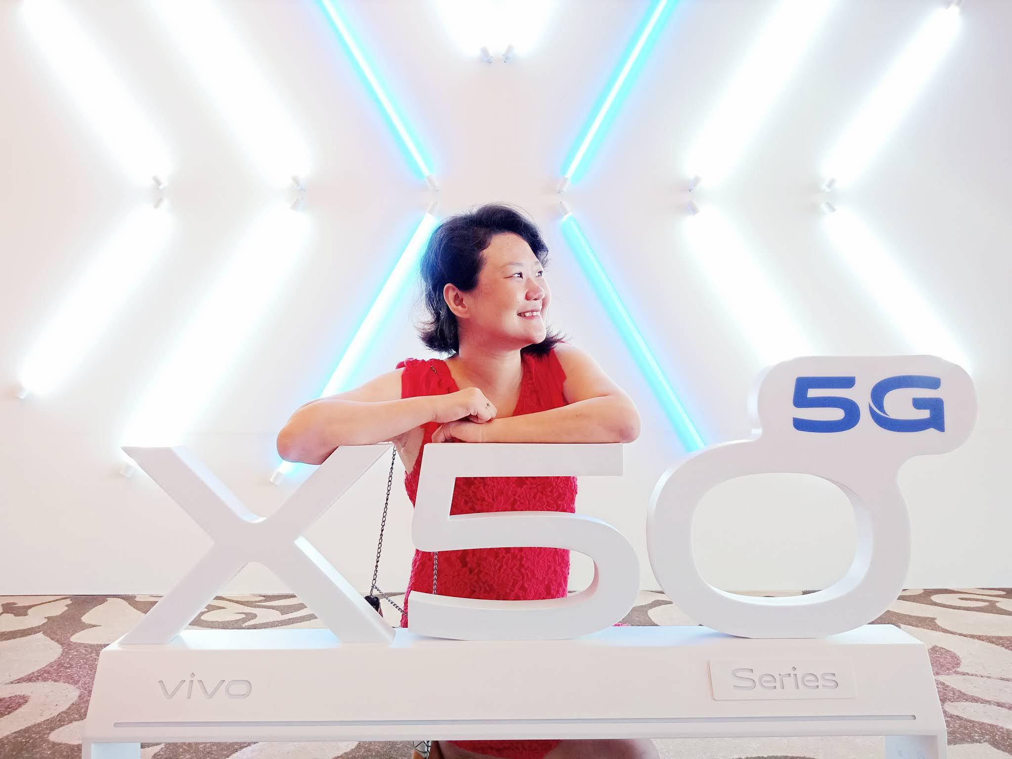 VIVO X50 SERIES MALAYSIA - WENDY PUA