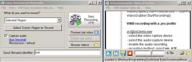 Software Perekam Layar PC Portable Gratis Terbaik-5