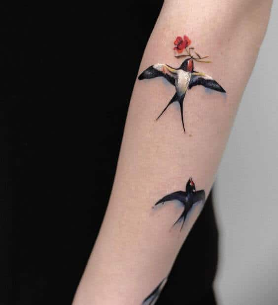 tattoo small for women