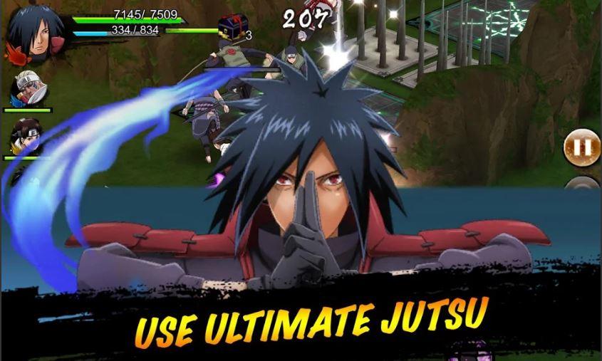 download Naruto X Boruto Ninja Voltage MOD APK 4.1.0 [Unlimited Money] 2