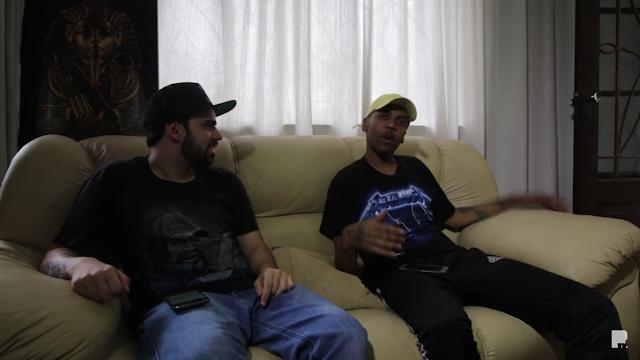 Os manos do RAPTV entrevistaram o Raffa Moreira