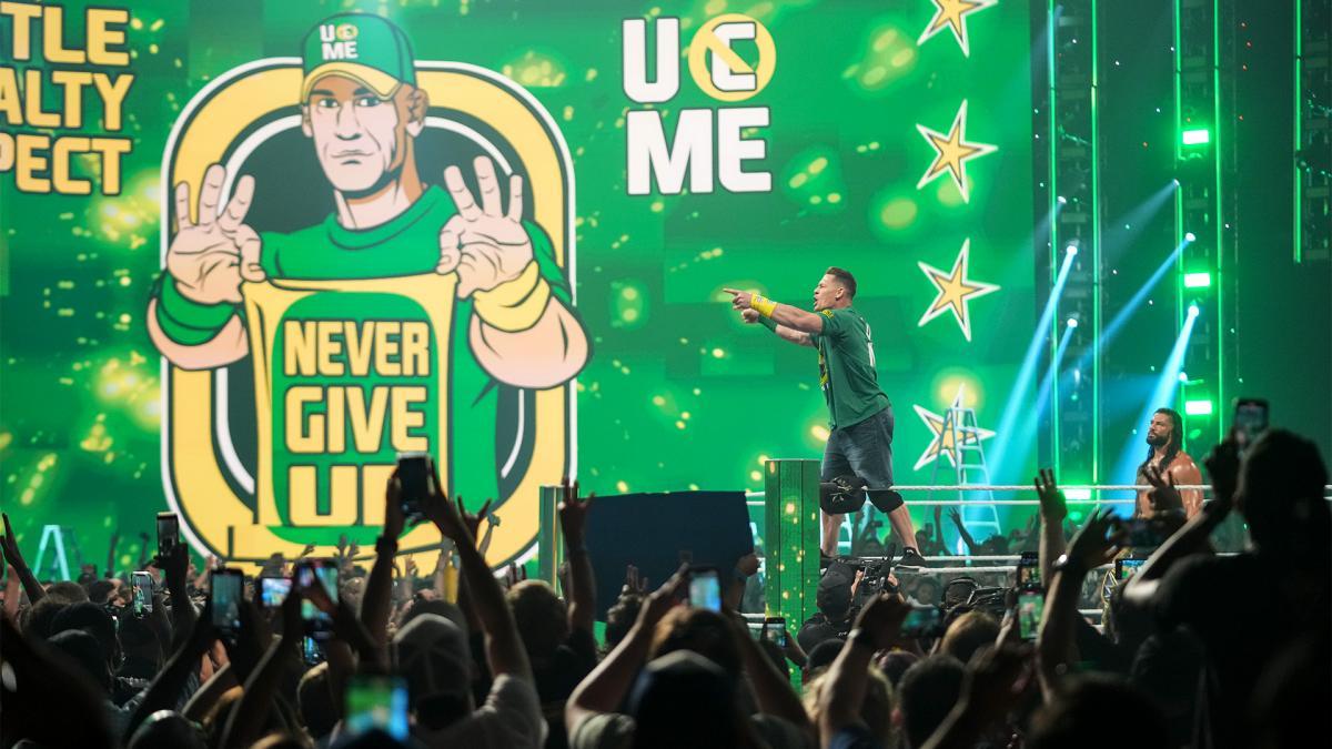 Novas informações sobre o retorno de John Cena a WWE