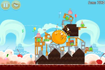 Angry Birds 2nd Birthday 2.0.0 Apk