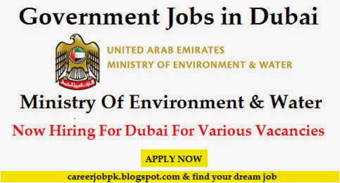 Government jobs in UAE 2016