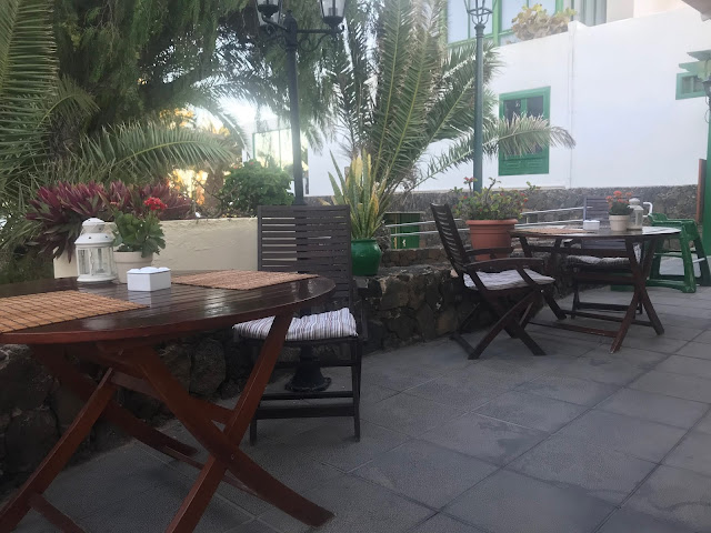 La Chimenea, Restaurante, Costa Teguise, Lanzarote, Review, Food Bloggers, Playa Cucharas