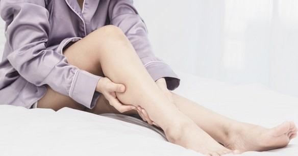 treat leg cramps