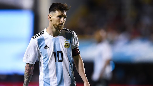 How Lionel Messi made Argentina colleagues separate in tears