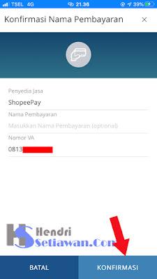 Cara Isi Saldo ShopeePay Melalui M-Banking Mandiri | Mandiri Online