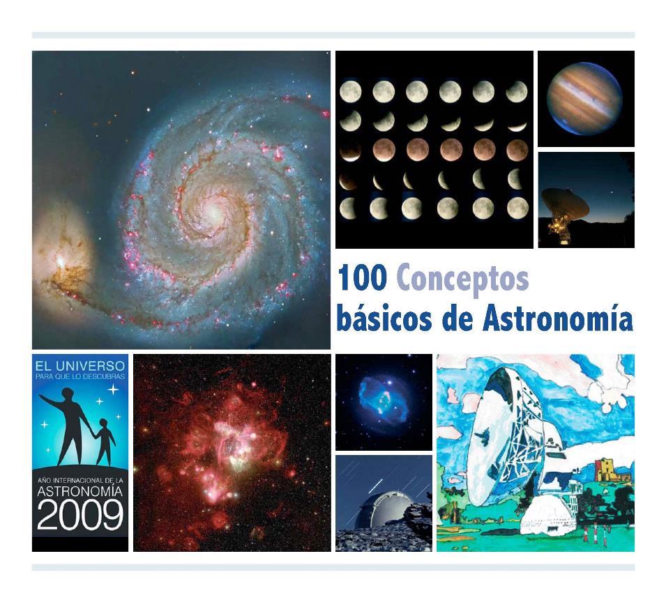 100 Conceptos básicos de Astronomía – 2009