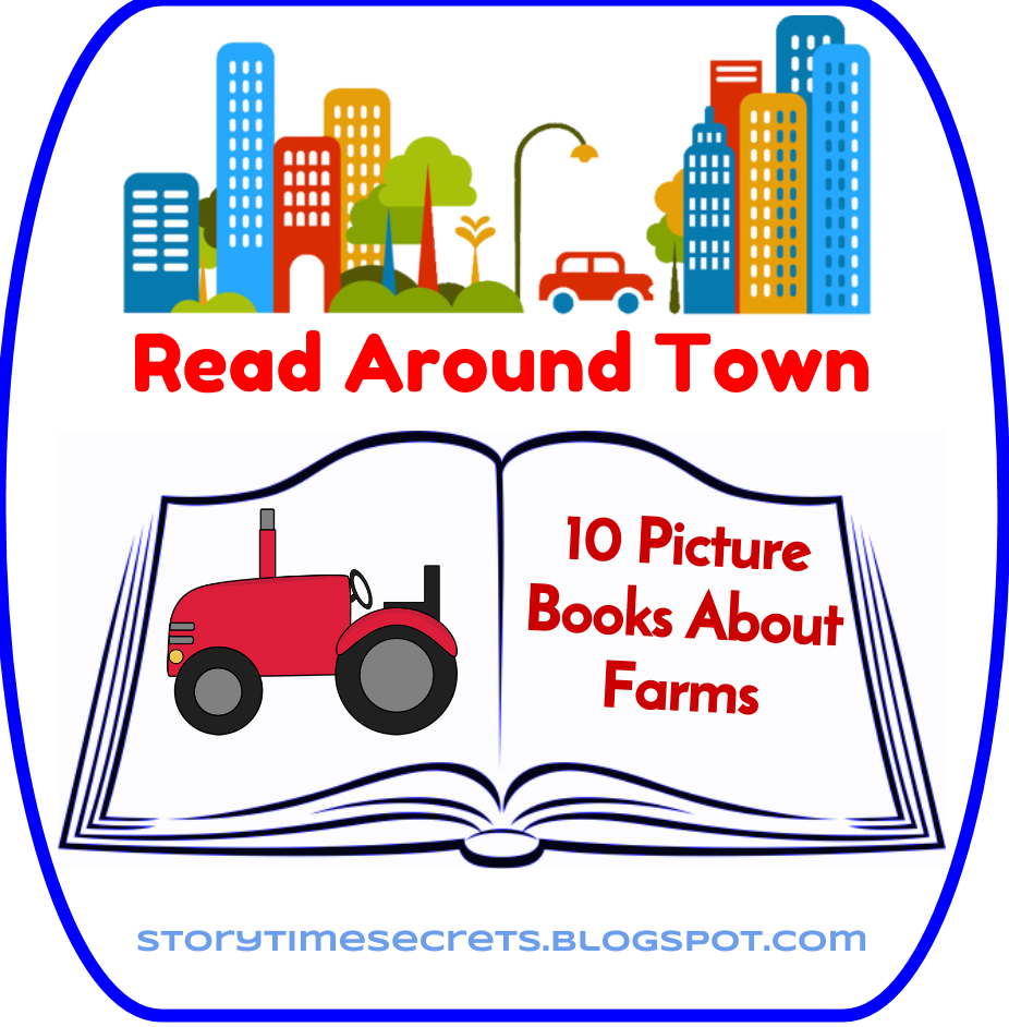 Story Time Secrets Read Around Town The Farm