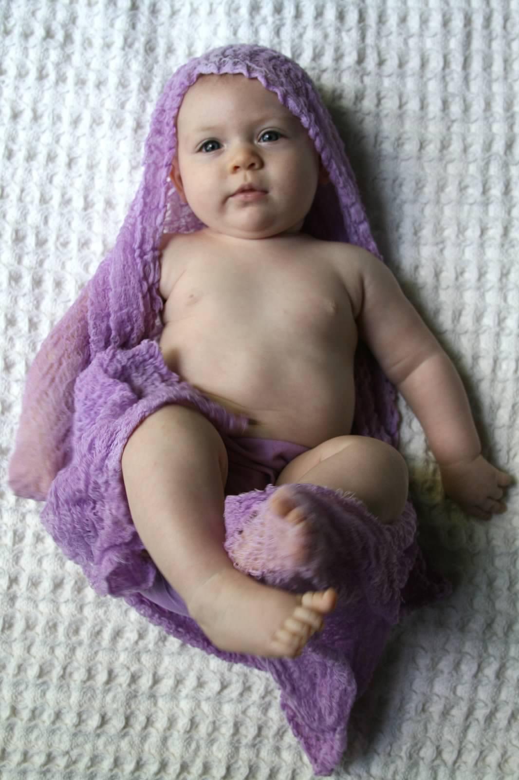 baby clothe basket
