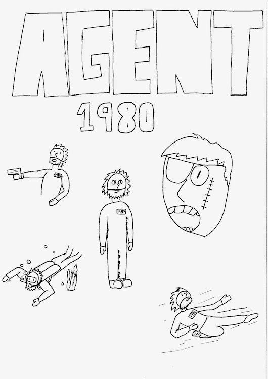 Agent 1980 - The death of Agent 1979