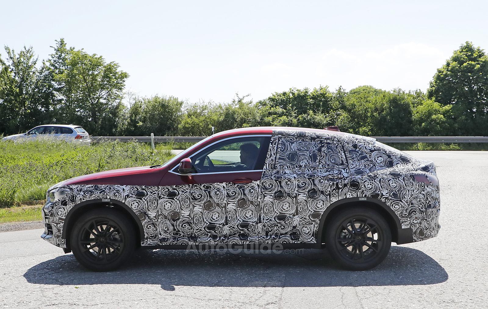 gia xe BMW X4 2019