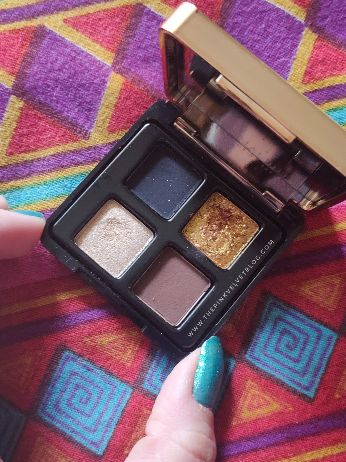Top 5 MyGlamm Products I Love - Review and Swatches - Manish Malhotra Eyeshadow After 8
