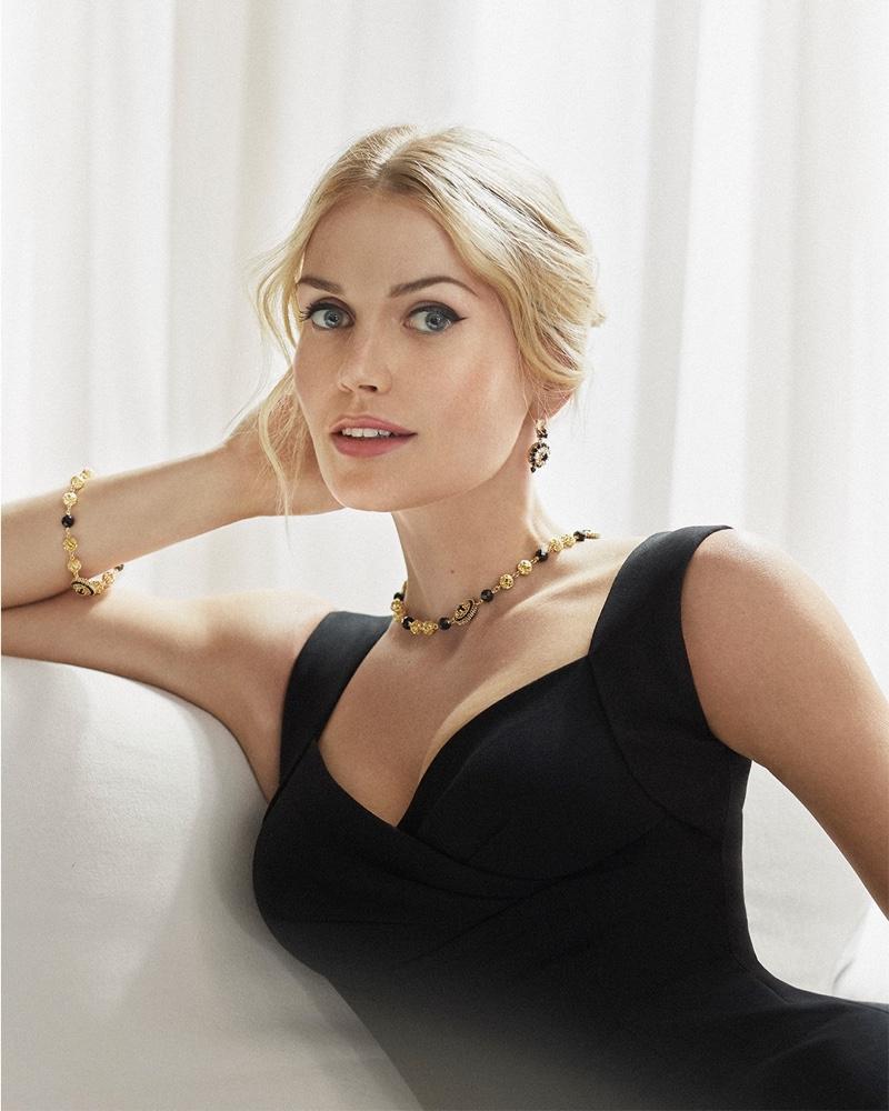 British aristocrat Lady Kitty Spencer is Dolce & Gabbana's new global brand ambassador.