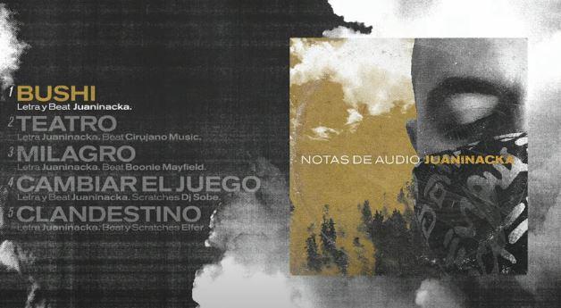 LETRA - Bushi - Juaninacka