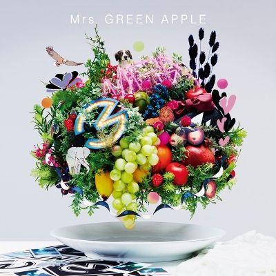 Mrs. GREEN APPLE - アボイドノート rar