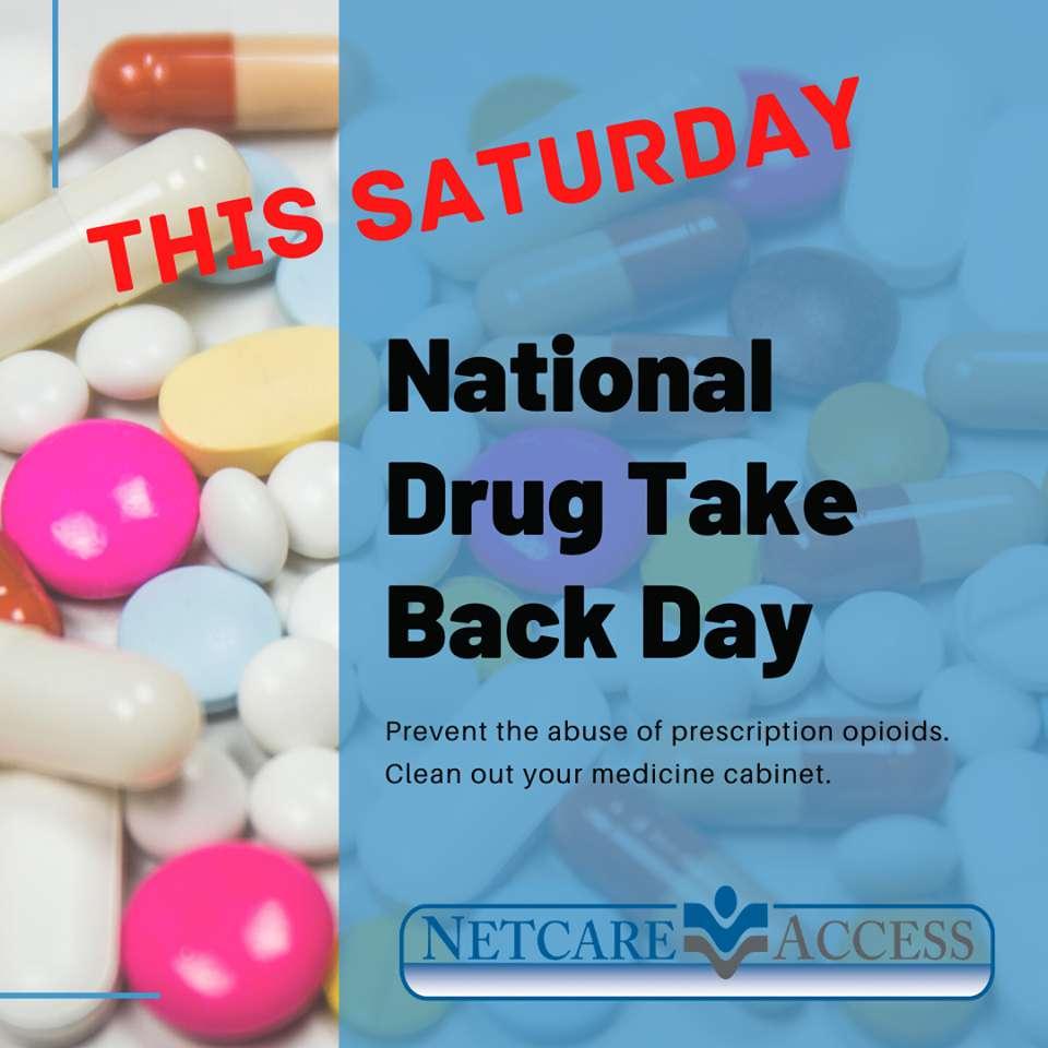 National Drug Take Back Day Wishes Images download