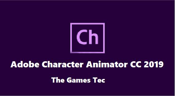 Adobe Character Animator CC 2019 Download