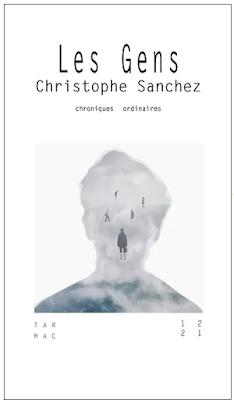 Les gens, Tarmac Editions, janvier 2018