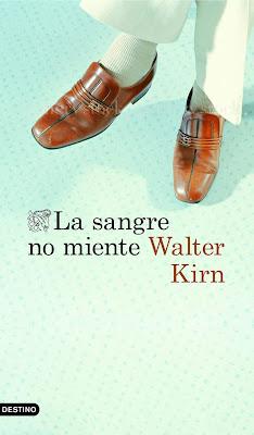 La sangre no miente - Walter Kirn (2018)