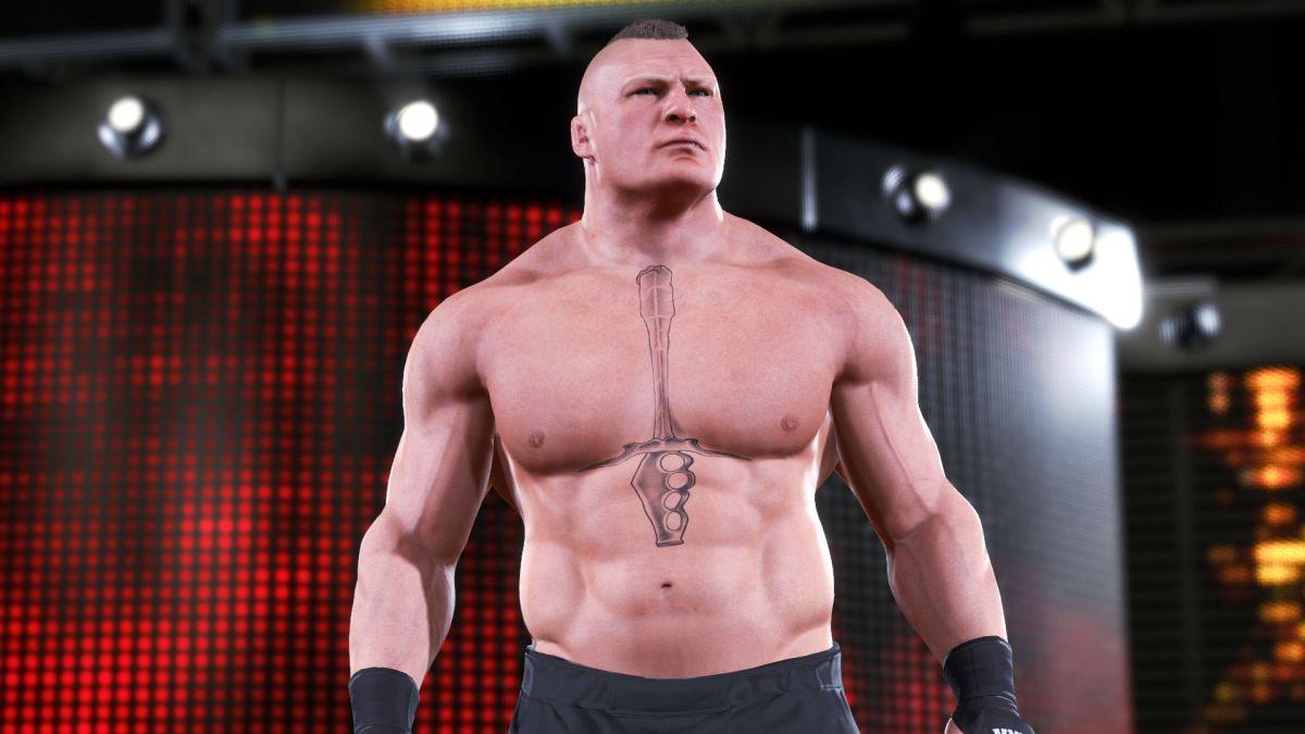 2K está nos bastidores do Royal Rumble trabalhando no novo jogo da WWE