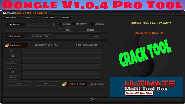 Dongle V1.0.4 Pro Tool | Remove FRP Oppo Vivo Huawei Samsung