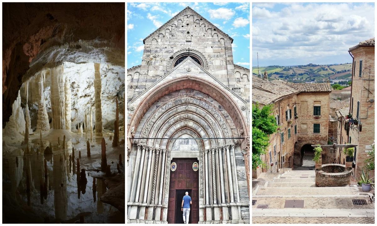 itinerario marche ancona