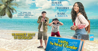 Download Film Indonesia Trinity The Nekad Traveler (2017)