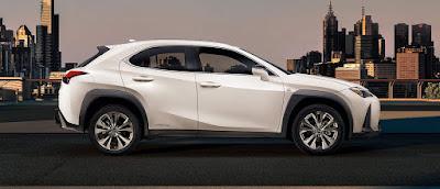 2020 Lexus UX F Review, Specs, Price