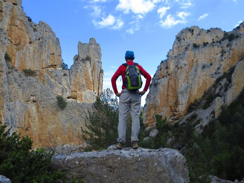 Este NO es un Sendero Turístico de Aragón