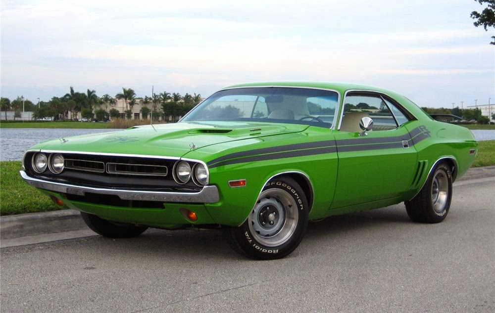 Modified Cars +: List Of Classic American Muscle Cars