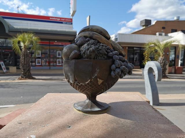 Public Art in Wodonga