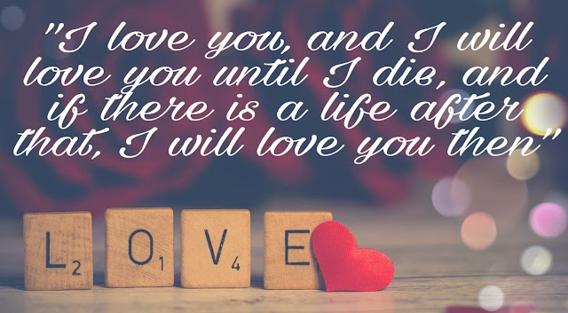 Lovequotes for him