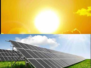 Solar Energy Information In Marathi सौर ऊर्जा माहिती मराठी मध्ये