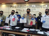 Ditreskrimsus Polda Jatim Bongkar Sindikat Pembuatan Ijazah Palsu Illegal
