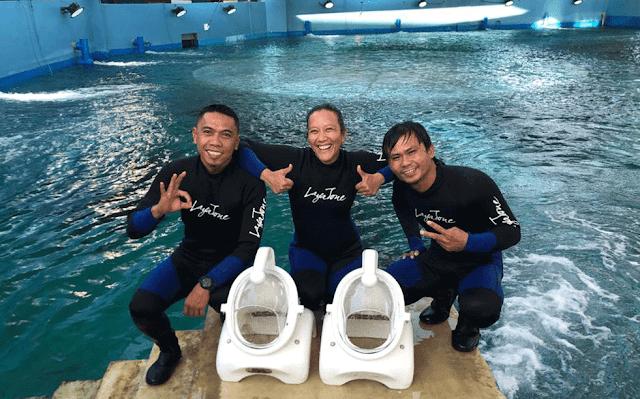 Cebu Ocean Park Philippines Sea TREK