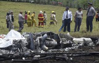 Helicóptero accidentado realizaba su primer vuelo luego de renovación