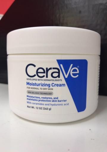 Cerave Cream với khả năng cấp ẩm hàng đầu