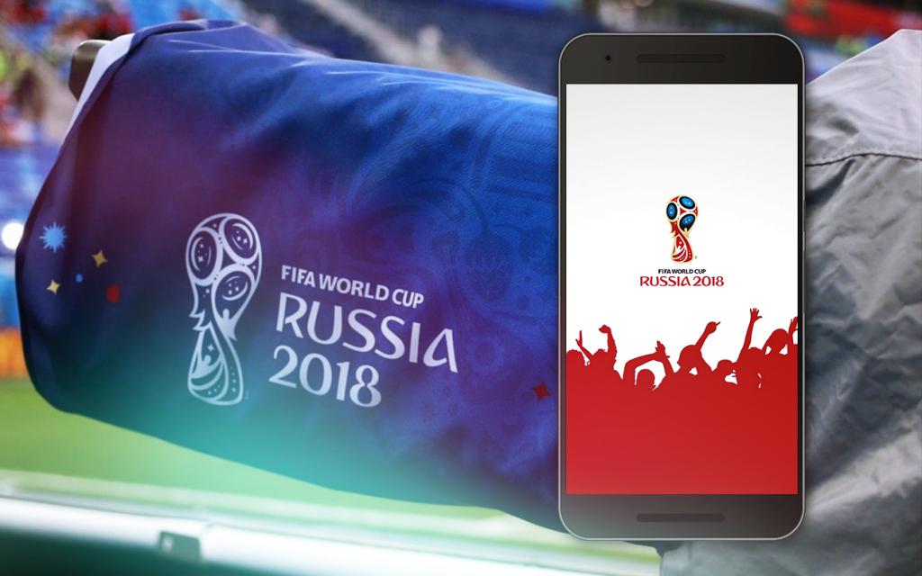 Tonton World Cup Russia 2018 Secara Langsung Menggunakan Telefon Pintar