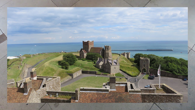 Day Trip to Dover: Views from Dover Castle